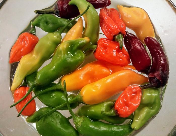 chili-skål