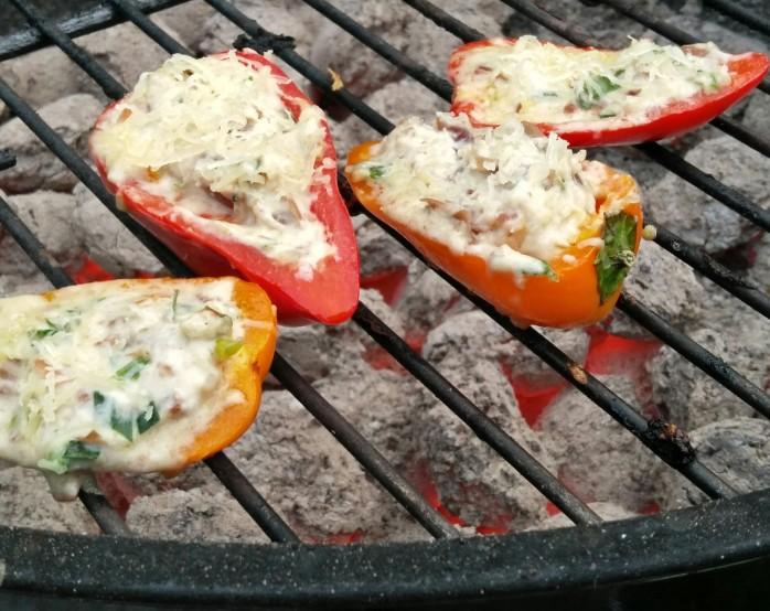 grillad chili paprika