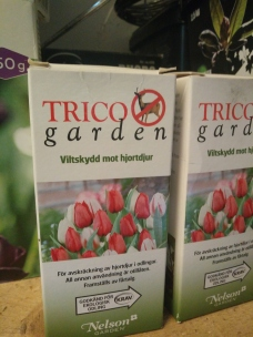 trico-garden viltskydd