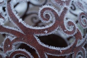 frost på rost