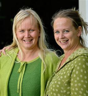 Susanne o Pernilla