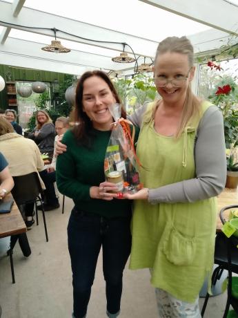 Grattis Christina Rasmussen från Örebro